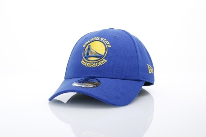 Afbeelding van New Era 11405609 Dad cap The league Golden State Warriors Official team colors