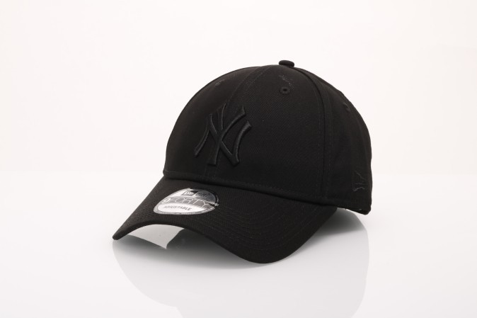 Afbeelding van New Era 80468932 Dad cap MLB league essential 940 NY Yankees Black
