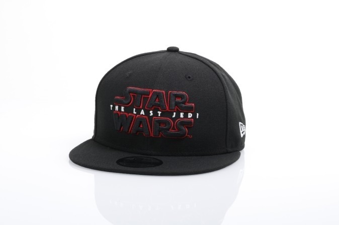 Foto van New Era 70421181 Snapback cap Star Wars Jedi Zwart