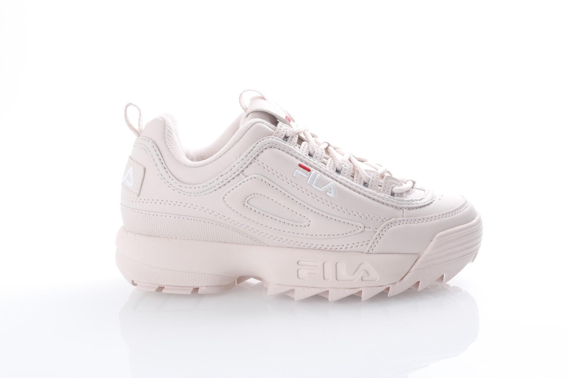 Afbeelding van Fila Ladies 1010302-70P Sneakers Disruptor low Roze