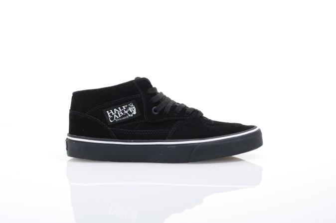 Foto van Vans Classics VA348E-LFE Sneakers Half cab Zwart