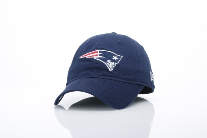 Afbeelding van New Era 11434527 Dad cap NFL unstructed New England Patriots Official team colors