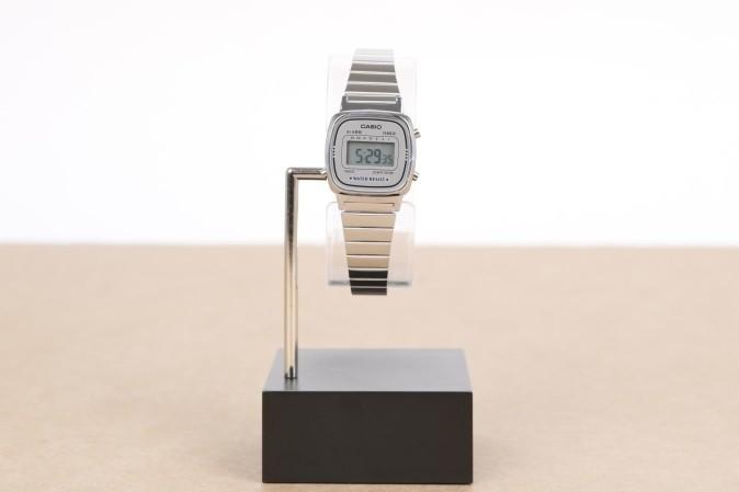 Foto van Casio Vintage LA670WEA-7EF Watch LA670WEA Zilver