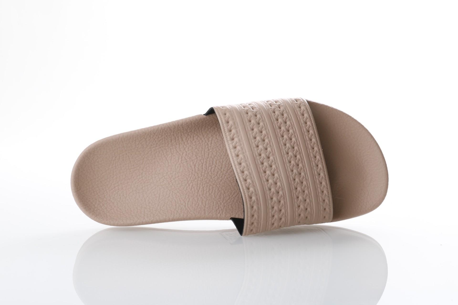 Afbeelding van Adidas Originals CQ2235 Slide sandal Adilette Grijs