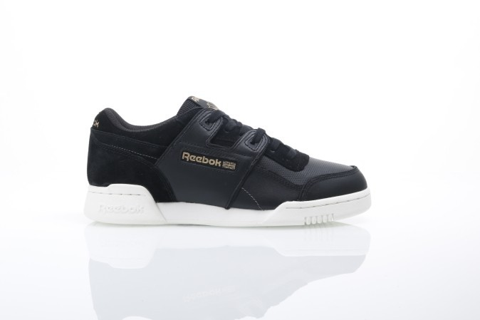 Foto van Reebok BS5244 Sneakers Workout plus alr Zwart