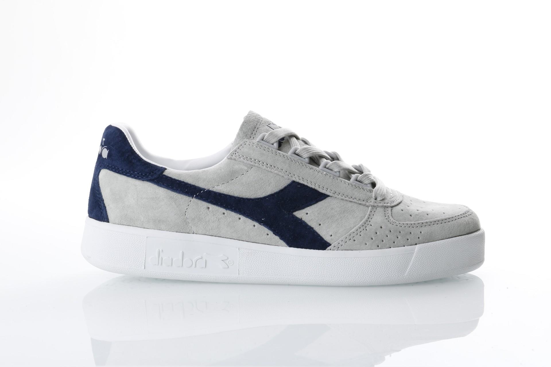 Foto van Diadora 501.173.089-C7378 Sneakers B elite nub Grijs