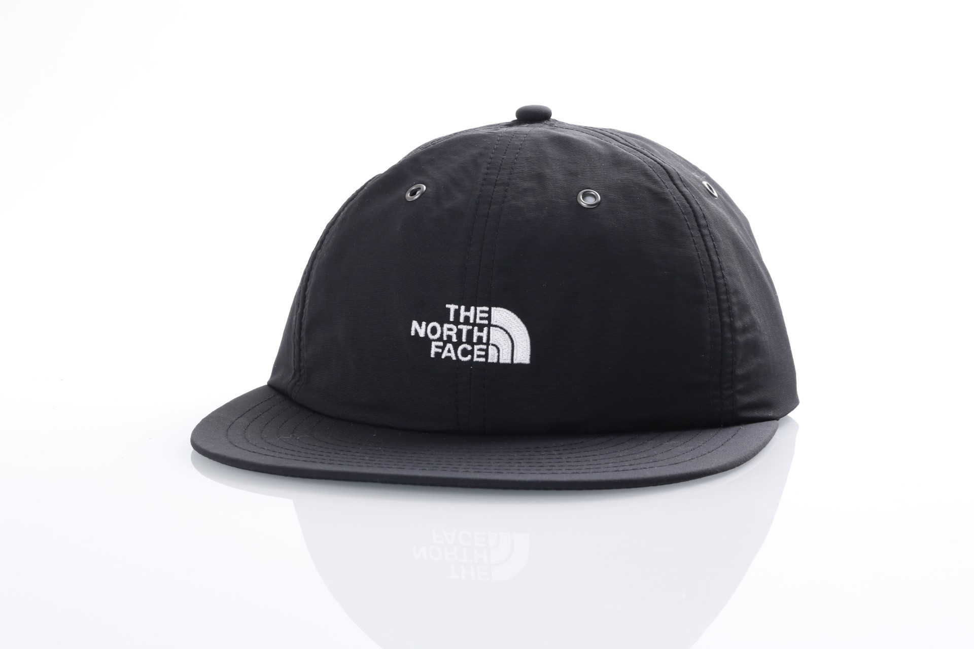 Foto van The North Face T93FFM-KY4 Strapback cap Thrwback tech Zwart