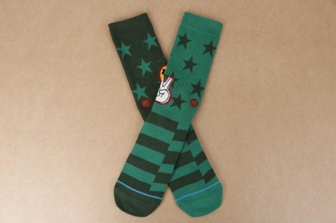Afbeelding van Stance M526D16OUT-GRN Socks Outlook Groen