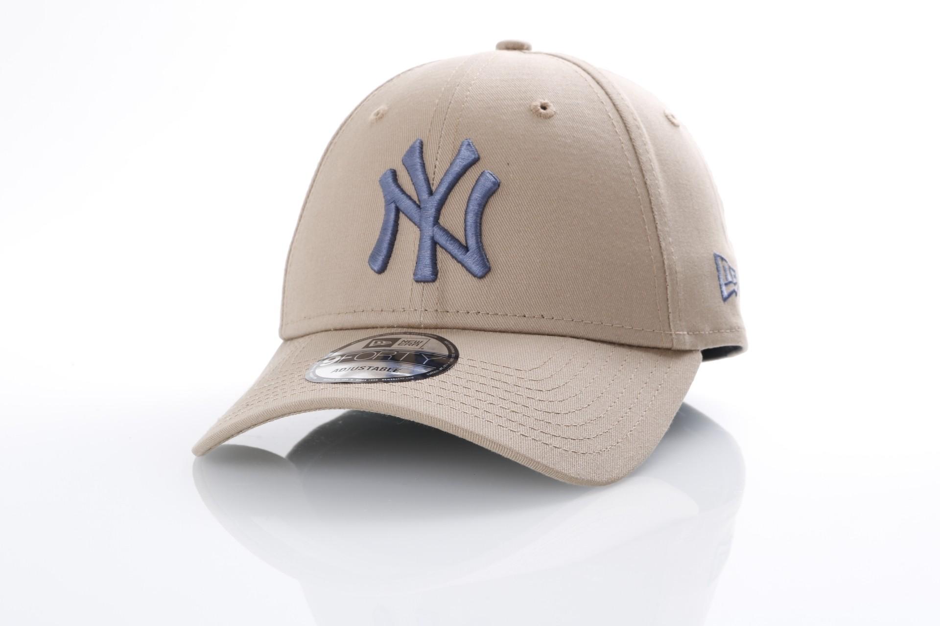 Afbeelding van New Era 80536632 Dad cap League essential 940 NY Yankees Bruin