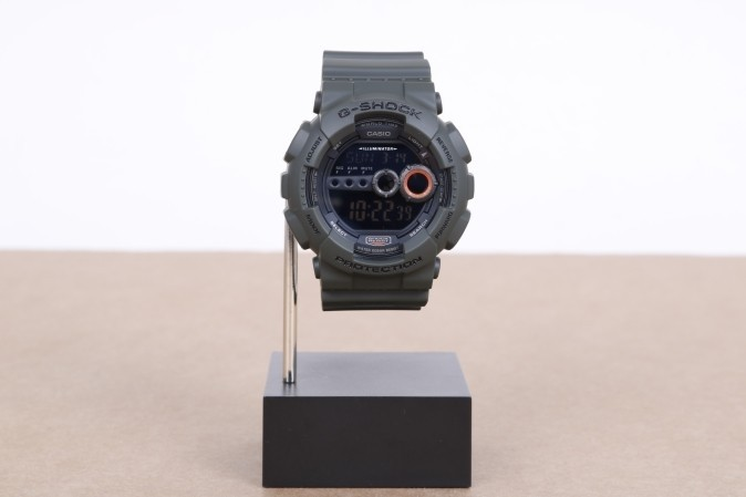 Foto van Casio G-Shock GD-100MS-3ER Watch GD-100MS Groen