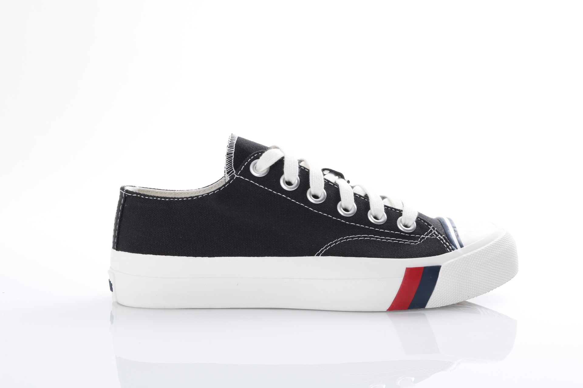 Foto van PRO-Keds PK54468 Sneakers Royal lo core canvas Black