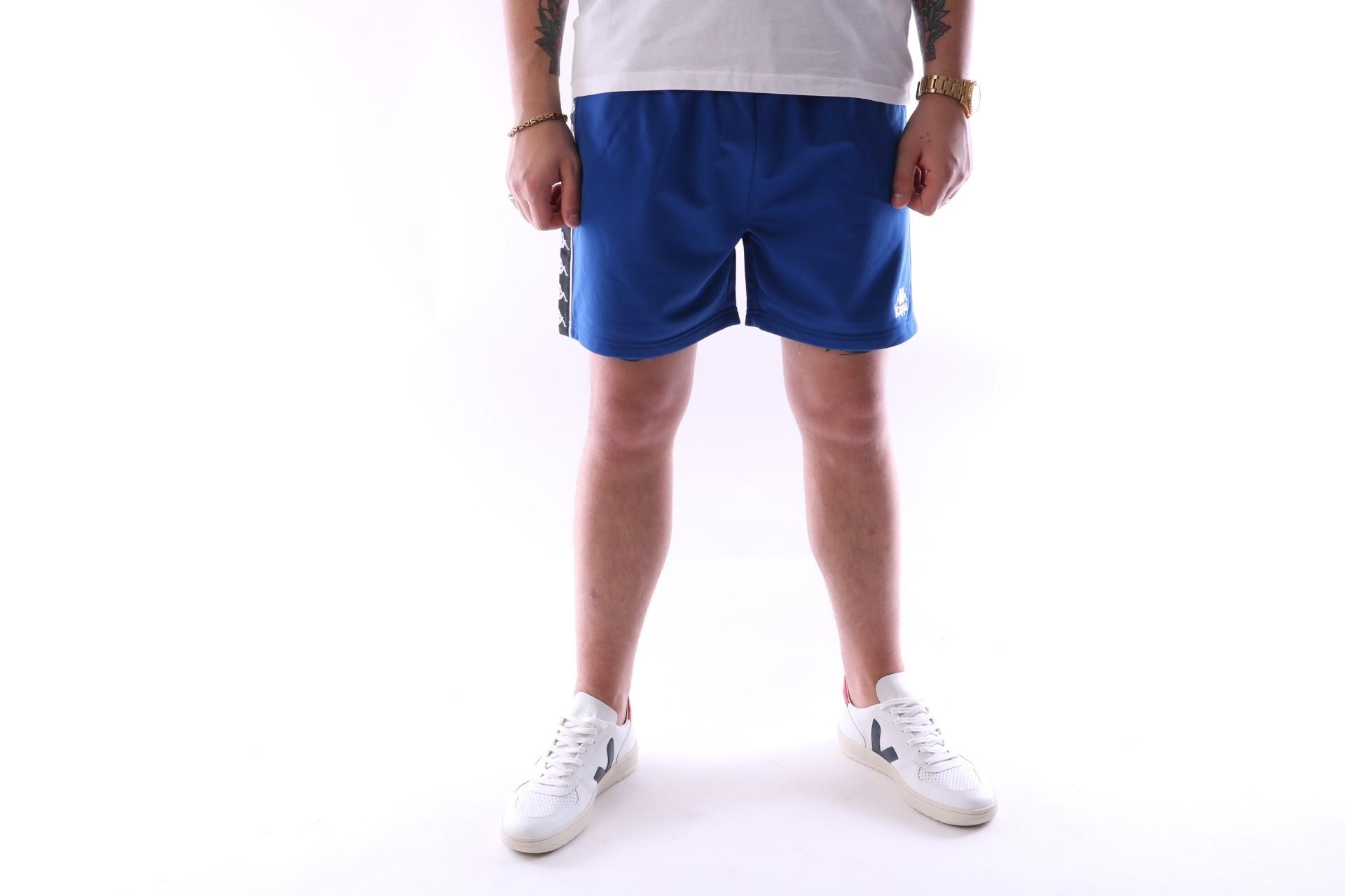 Afbeelding van Kappa 303WHX0-902 Short pant Authentic cole Blauw