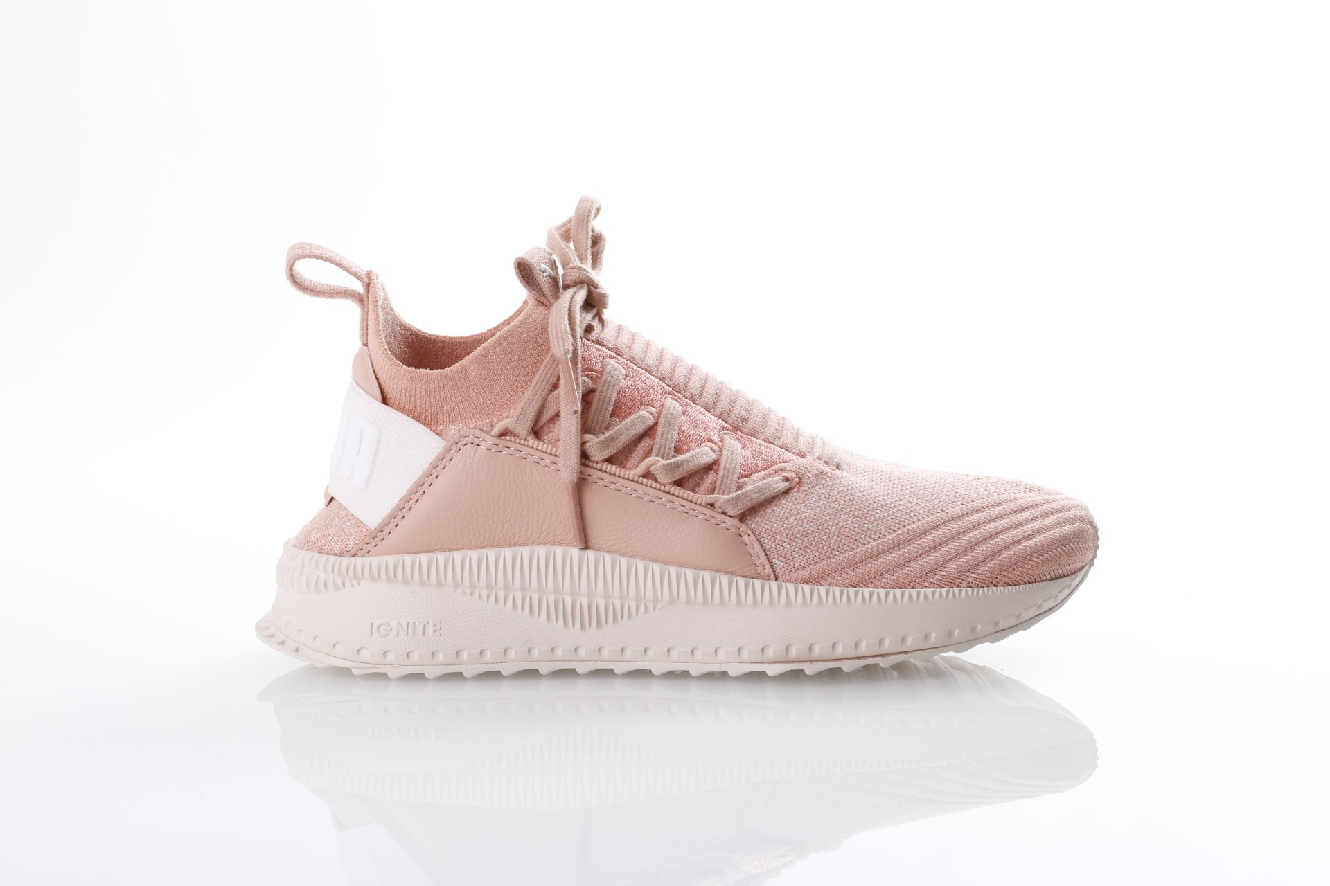 Foto van Puma Ladies 365489-06 Sneakers Tsugi jun Roze