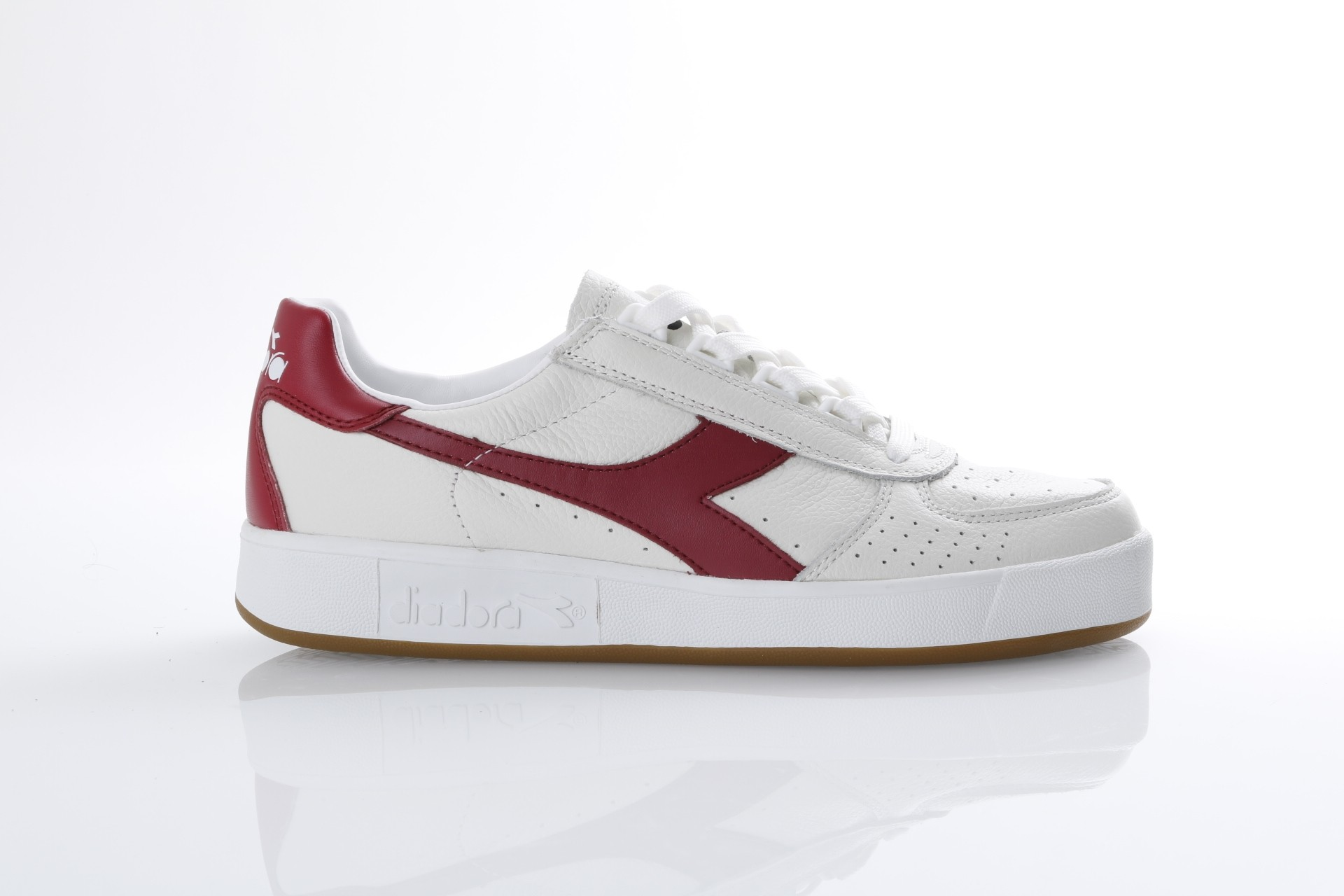 Foto van Diadora 501.173.090-C4620 Sneakers B elite 1 Wit