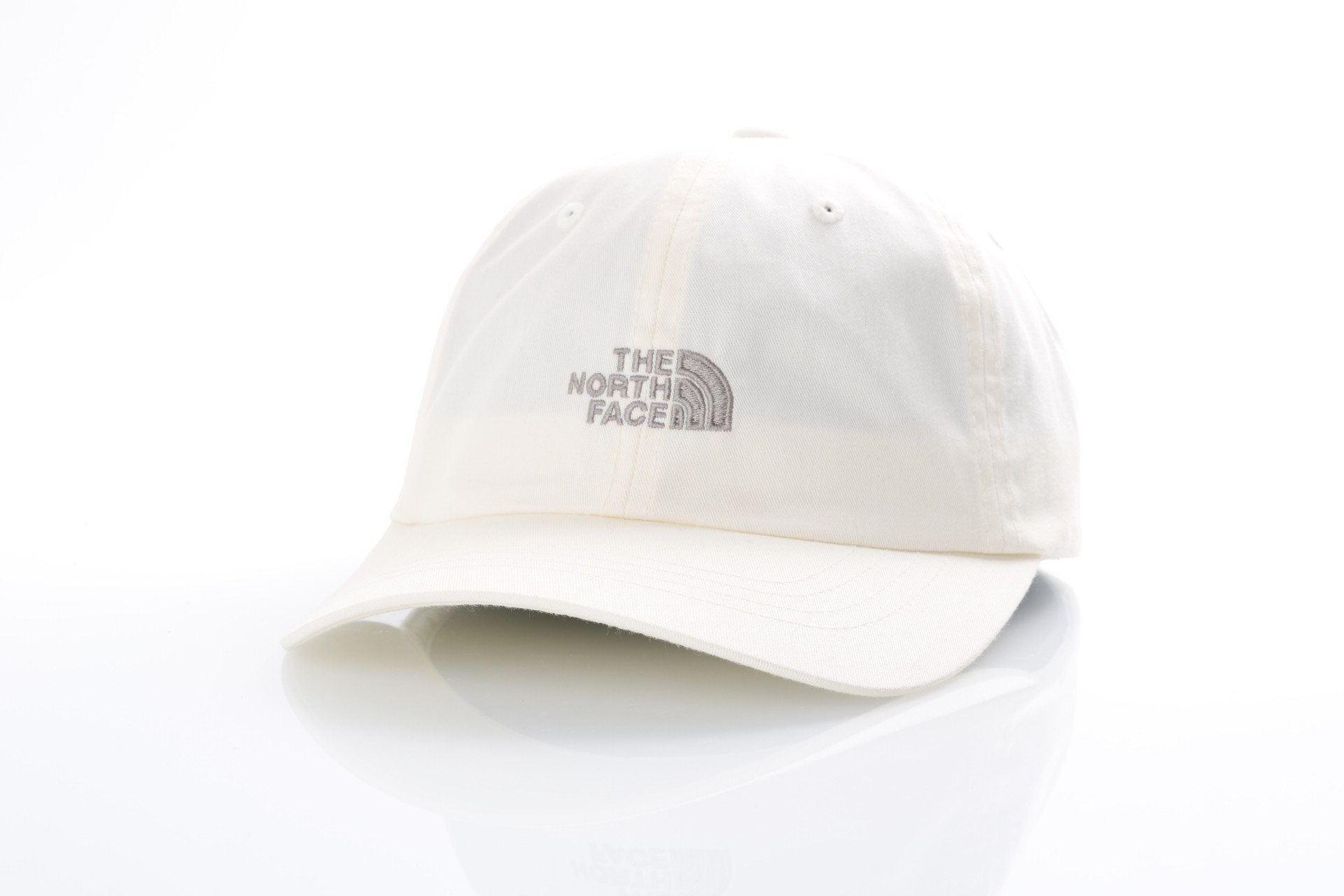 Foto van The North Face T9355W-2KP Strapback cap The norm Wit