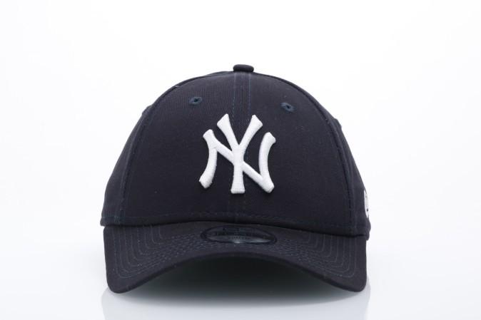 Afbeelding van New Era Kids 10877283 Dad Cap 940 Mlb League Basic Ny Yankees Blue
