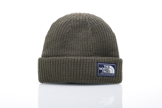 Afbeelding van The North Face T0A6W3-WMU Beanie Salty dog Bruin