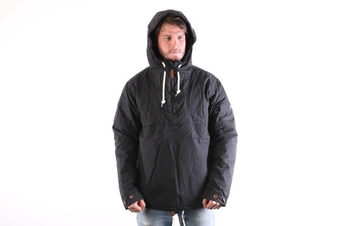 Foto van Dickies 07 200171-BK Jacket winter Milford Black