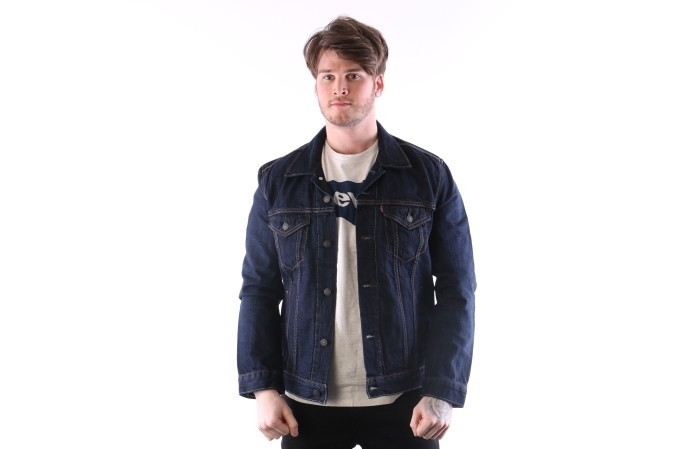Foto van Levi's 72334-01340 Jacket The trucker Rinse trucker
