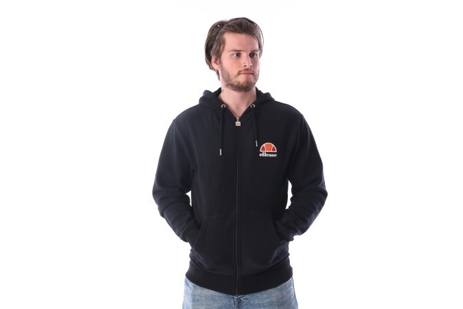 Foto van Ellesse SHS03314 Hooded zip Milletto Grijs