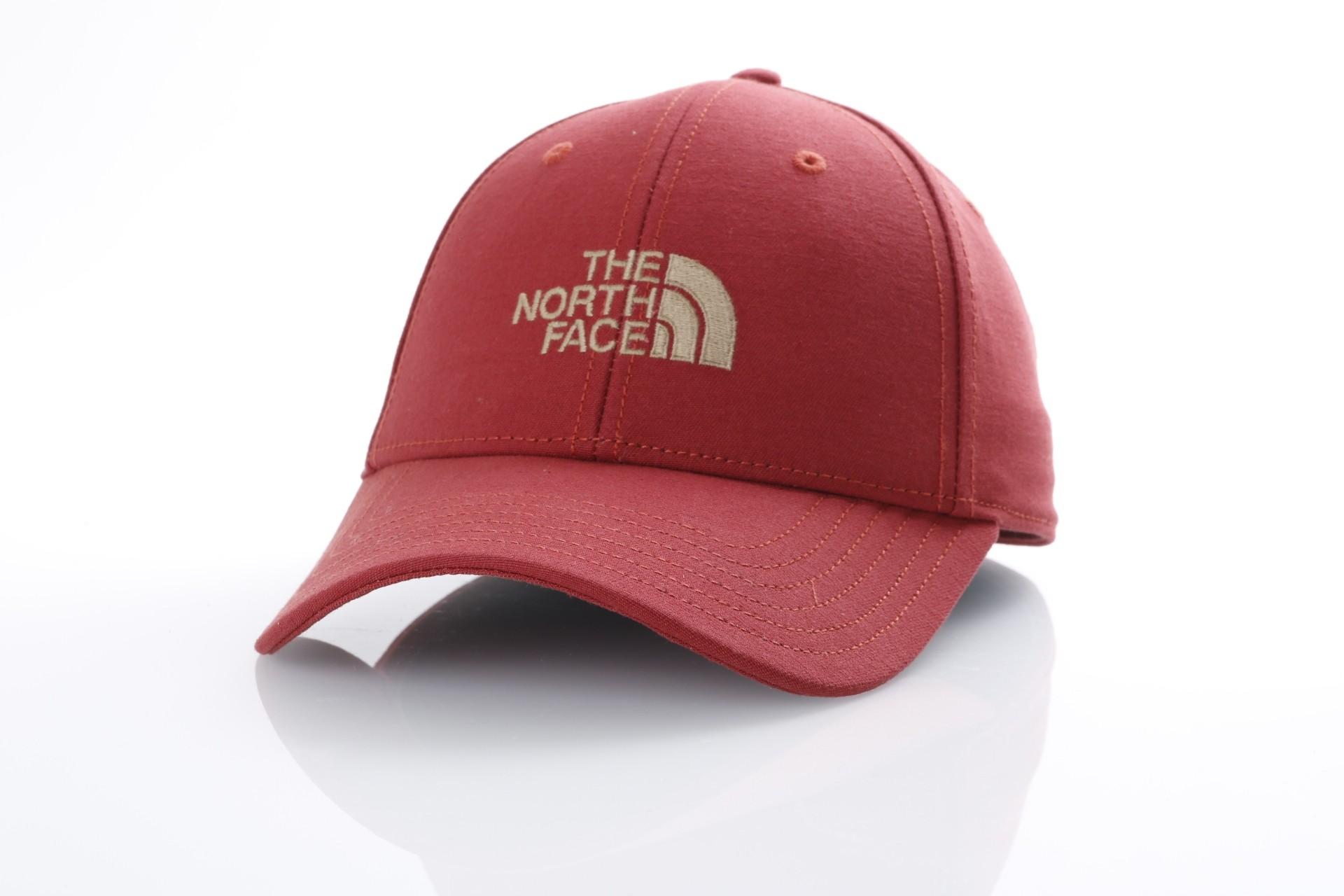 Foto van The North Face T0CF8C-1WP Dad cap 66 classic Rood