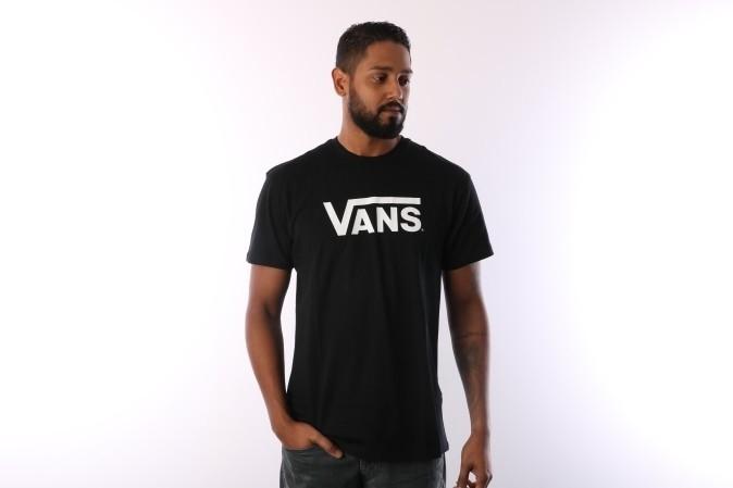 Afbeelding van Vans VGGG-Y28 T-shirt Vans classic Black/white