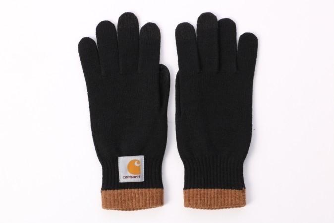 Foto van Carhartt WIP I023820-8990 Gloves Tactile Zwart