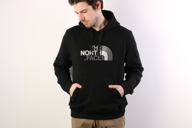 Afbeelding van The North Face T0AHJY-KX7 Hooded Drew peak plv Zwart