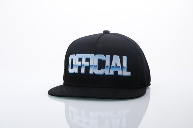 Foto van Official SS17-5000 Snapback cap Victory Zwart