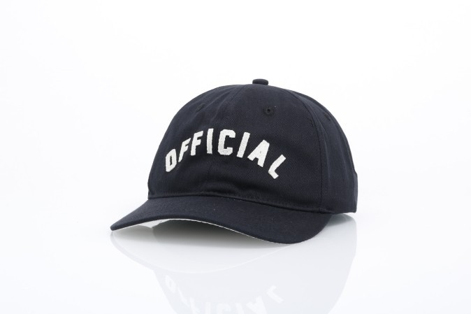 Foto van Official SP17-6013 Strapback cap Arc Zwart