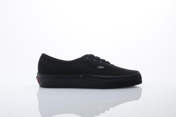 Afbeelding van Vans Classics VEE3-BKA Sneakers Authentic Zwart