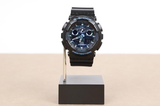 Foto van Casio G-Shock GA-100CB-1AER Watch GA-100CB Zwart