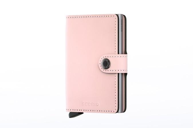 Afbeelding van Secrid MM Wallet Miniwallet matte Pink