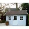 Bild 54 von Azalp Blockhaus Lis 350x350 cm, 45 mm
