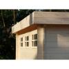 Bild 50 von Azalp Blockhaus Ingmar 550x500 cm, 45 mm