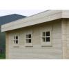Bild 78 von Azalp Blockhaus Ingmar 450x350 cm, 45 mm
