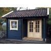 Bild 30 von Azalp Blockhaus Kinross 450x450 cm, 30 mm