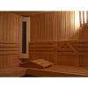 Afbeelding 2 van Azalp Sauna Runda 203x203 cm elzen