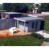 Bild 30 von Azalp Blockhaus Sven 450x400 cm, 45 mm