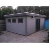 Bild 73 von Azalp Blockhaus Ingmar 550x500 cm, 45 mm