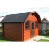 Afbeelding 6 van Azalp Blokhut Yorkshire 450x500 cm, 45 mm