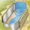 Afbeelding 2 van Trend Pool Tahiti 490 x 300 x 120 cm, liner 0,8 mm