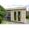 Bild 53 von Azalp Blockhaus Sven 400x350 cm, 45 mm