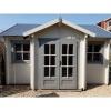 Bild 3 von Azalp Blockhaus Essex 500x300 cm, 45 mm