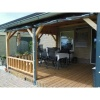 Afbeelding 16 van Azalp Houten veranda 350x300 cm