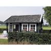Bild 54 von Azalp Blockhaus Kinross 400x400 cm, 30 mm