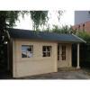 Bild 53 von Azalp Blockhaus Kinross 400x400 cm, 30 mm