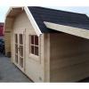 Bild 9 von Azalp Blockhaus Cornwall 400x350 cm, 30 mm