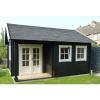 Bild von Azalp Blockhaus Kinross 450x450 cm, 30 mm