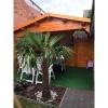 Bild 7 von Azalp Blockhaus Tim 500x500 cm, 45 mm